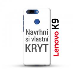 Lenovo K9 kryt s vlastní fotkou