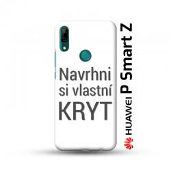 Huawei P Smart Z kryt s vlastní fotkou