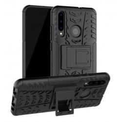 Odolný černý obal Panzer case Huawei P30 Lite