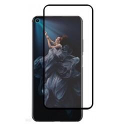 Tvrzené ochranné sklo na mobil Honor 20 - černé