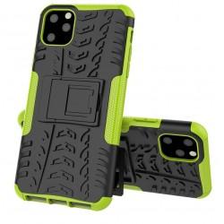 Odolný zelený obal Panzer Case pro iPhone 11 Pro