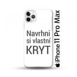 iPhone 11 Pro Max kryt s vlastní fotkou