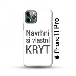 iPhone 11 Pro kryt s vlastní fotkou