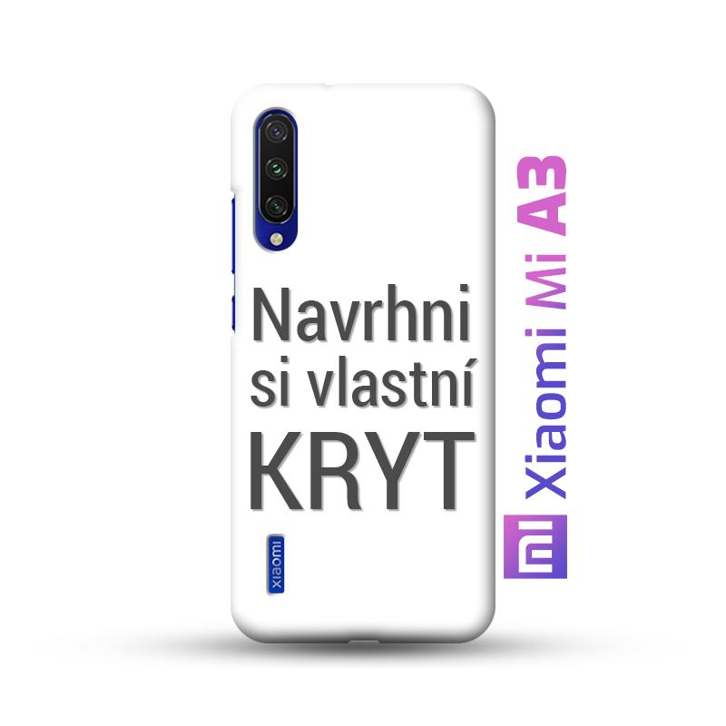 Vlastní Kryt Na Xiaomi Mi A3 Kryt S Vlastní Fotkou