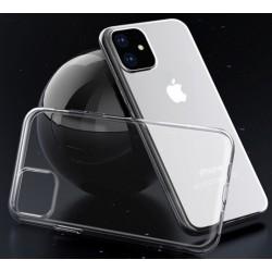 Silikonový průhledný obal pro iPhone 11