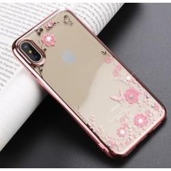 Silikonový obal se vzorem a rámečkem pro iPhone 11 Pro