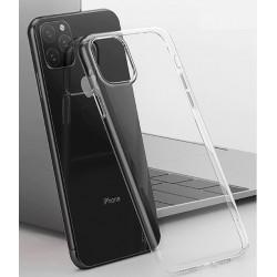 Silikonový průhledný obal pro iPhone 11 Pro Max