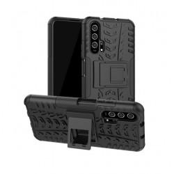 Odolný černý obal Panzer case pro Huawei Nova 5T