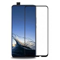 Tvrzené ochranné sklo na mobil Honor 9X - černé okraje