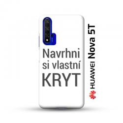 Huawei Nova 5T kryt s vlastní fotkou