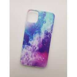 Silikonový obal s potiskem Vesmír pro iPhone 11 Pro