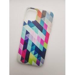 Silikonový obal s potiskem Colormix pro iPhone 11 Pro Max
