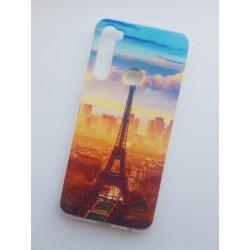 Silikonový obal s potiskem Paris na Xiaomi Redmi Note 8