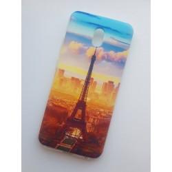 Silikonový obal s potiskem Paris na Xiaomi Redmi 8A