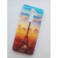 Silikonový obal s potiskem Paris na Xiaomi Redmi Note 8 Pro