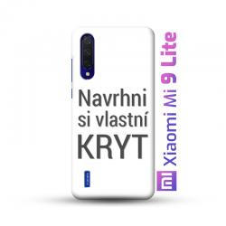 Xiaomi Mi 9 Lite kryt s vlastní fotkou