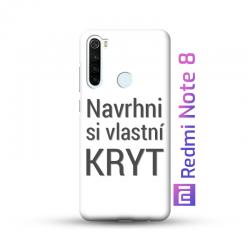 Redmi Note 8 kryt s vlastní fotkou