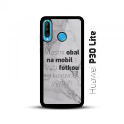 Obal s vlastní fotkou na mobil Huawei P30 Lite