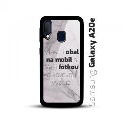 Obal s vlastní fotkou na mobil Samsung Galaxy A20e