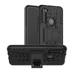 Odolný černý obal Panzer Case na Xiaomi Redmi Note 8