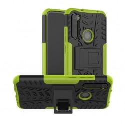 Odolný zelený obal Panzer Case na Xiaomi Redmi Note 8