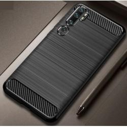 Kryt s motivem Carbon pro Xiaomi Mi Note 10