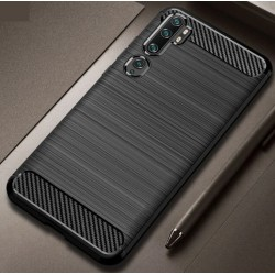 Kryt s motivem Carbon pro Xiaomi Mi Note 10 Pro