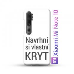 Xiaomi Mi Note 10 kryt s vlastní fotkou