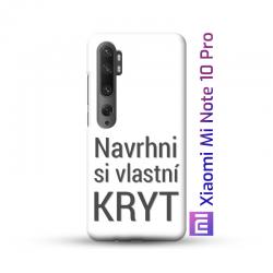 Xiaomi Mi Note 10 Pro kryt s vlastní fotkou