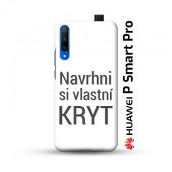 Huawei P Smart Pro kryt s vlastní fotkou