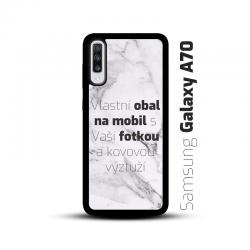 Obal s vlastní fotkou na mobil Samsung Galaxy A70