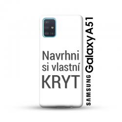 Samsung Galaxy A51 kryt s vlastní fotkou