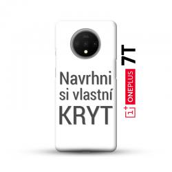 OnePlus 7T kryt s vlastní fotkou