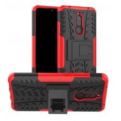 Odolný červený obal Panzer Case na Xiaomi Redmi 8