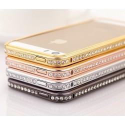 IPhone 5 / 5S luxusní alu rámeček, Bumper