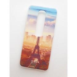 Silikonový obal s potiskem na Vodafone Smart N10 - Paříž