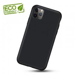 Liquid silikonový obal na iPhone 11 Pro Max | Eco-Friendly - Černá