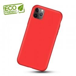 Liquid silikonový obal na iPhone 11 Pro | Eco-Friendly - Červená