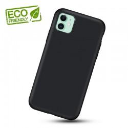 Liquid silikonový obal na iPhone 11 | Eco-Friendly - Černá