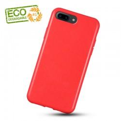 Rozložitelný obal na iPhone 8 Plus | Eco-Friendly - Červená