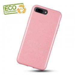 Rozložitelný obal na iPhone 8 Plus | Eco-Friendly - Růžová
