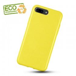 Rozložitelný obal na iPhone 8 Plus | Eco-Friendly - Žlutá