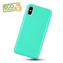Rozložitelný obal na iPhone X | Eco-Friendly - Tyrkysová