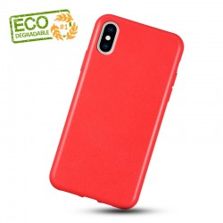Rozložitelný obal na iPhone Xs | Eco-Friendly - Červená
