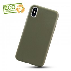 Rozložitelný obal na iPhone Xs | Eco-Friendly - Khaki