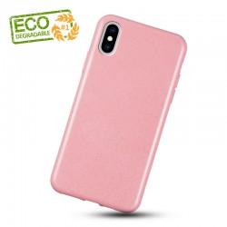 Rozložitelný obal na iPhone Xs | Eco-Friendly - Růžová