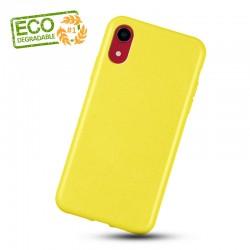 Rozložitelný obal na iPhone Xr | Eco-Friendly - Žlutá
