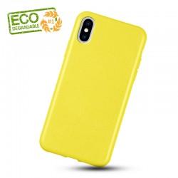 Rozložitelný obal na iPhone Xs Max | Eco-Friendly - Žlutá