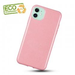 Rozložitelný obal na iPhone 11 | Eco-Friendly - Růžová