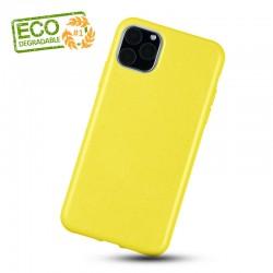 Rozložitelný obal na iPhone 11 Pro | Eco-Friendly - Žlutá